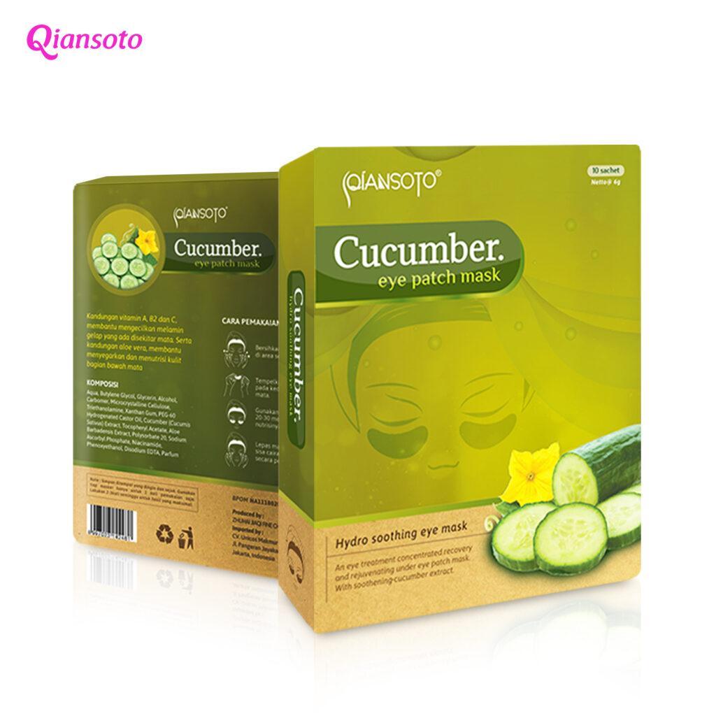 eyemask cucumber