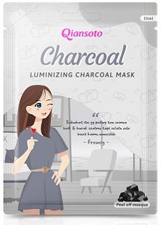 Qiansoto Peel Off Charcoal
