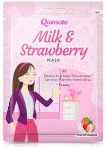 Qiansoto Peel Off Strawberry